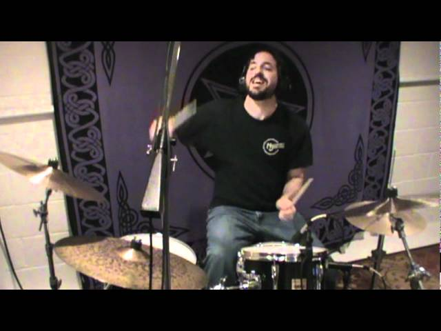 Metallica - Harvester of Sorrow (Drum Cover) - Roy Van Tassel - NJ Drum School