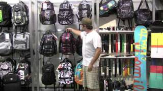 Burton Backpack Product Knowledge