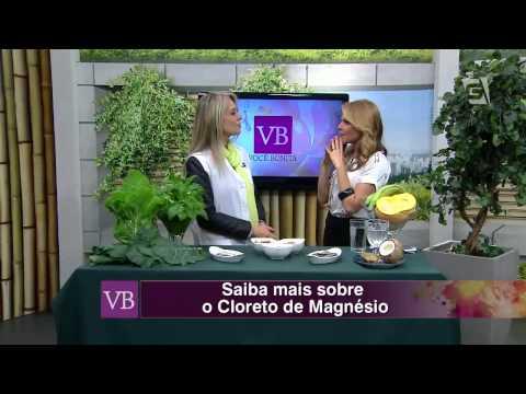 Você Bonita - Cloreto de Magnésio (09/09/15)