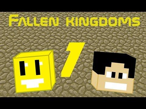 Minecraft Fallen Kingdoms S1 n°1 Ca commence bien