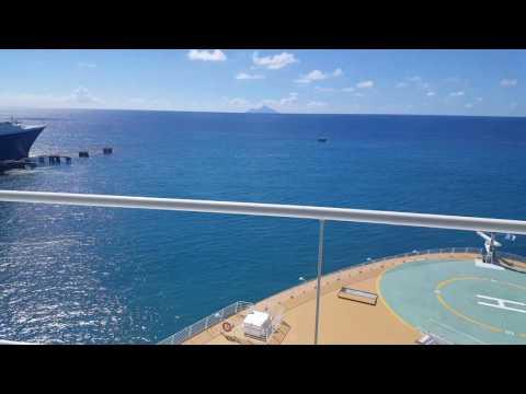 Harmony of the seas view from bridge,travel agent Valentina 12018384838