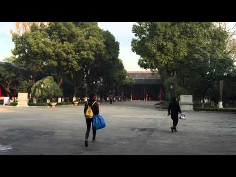 [Travel#5] Nanjing- China The presidential palace