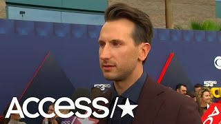 Download Lagu ACM Awards 2018: Russell Dickerson Explains The Meaning Behind His '58' Pin | Access Gratis STAFABAND