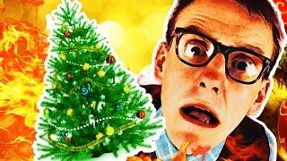 КАК СЪЕСТЬ ЕЛКУ? / ЕДИМ ЕЛКУ / DIY НА НОВЫЙ ГОД / DIY CHRISTMAS TREE + КОНКУРС