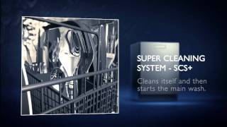 ASKO Super Cleaning System Feature
