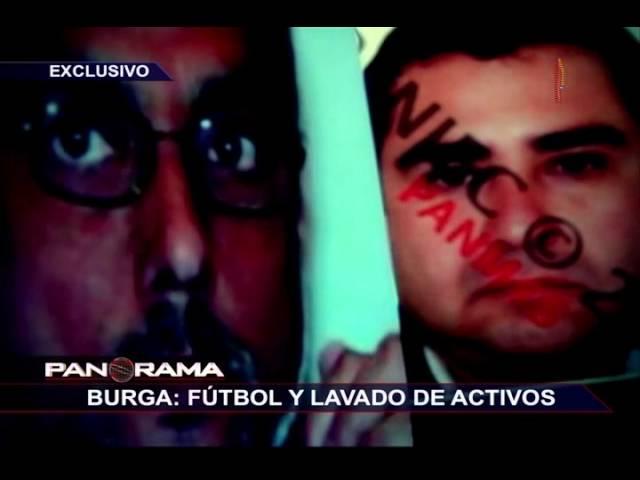 Manuel Burga: fútbol y lavado de activos