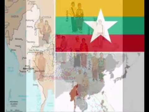 National Anthem of Myanmar (Choir)