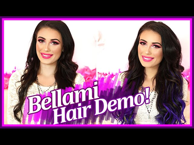 ❤️ Bellami Hair Review And Demo | Victoria Lyn Beauty