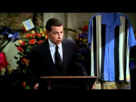 Charlie Harper funeral