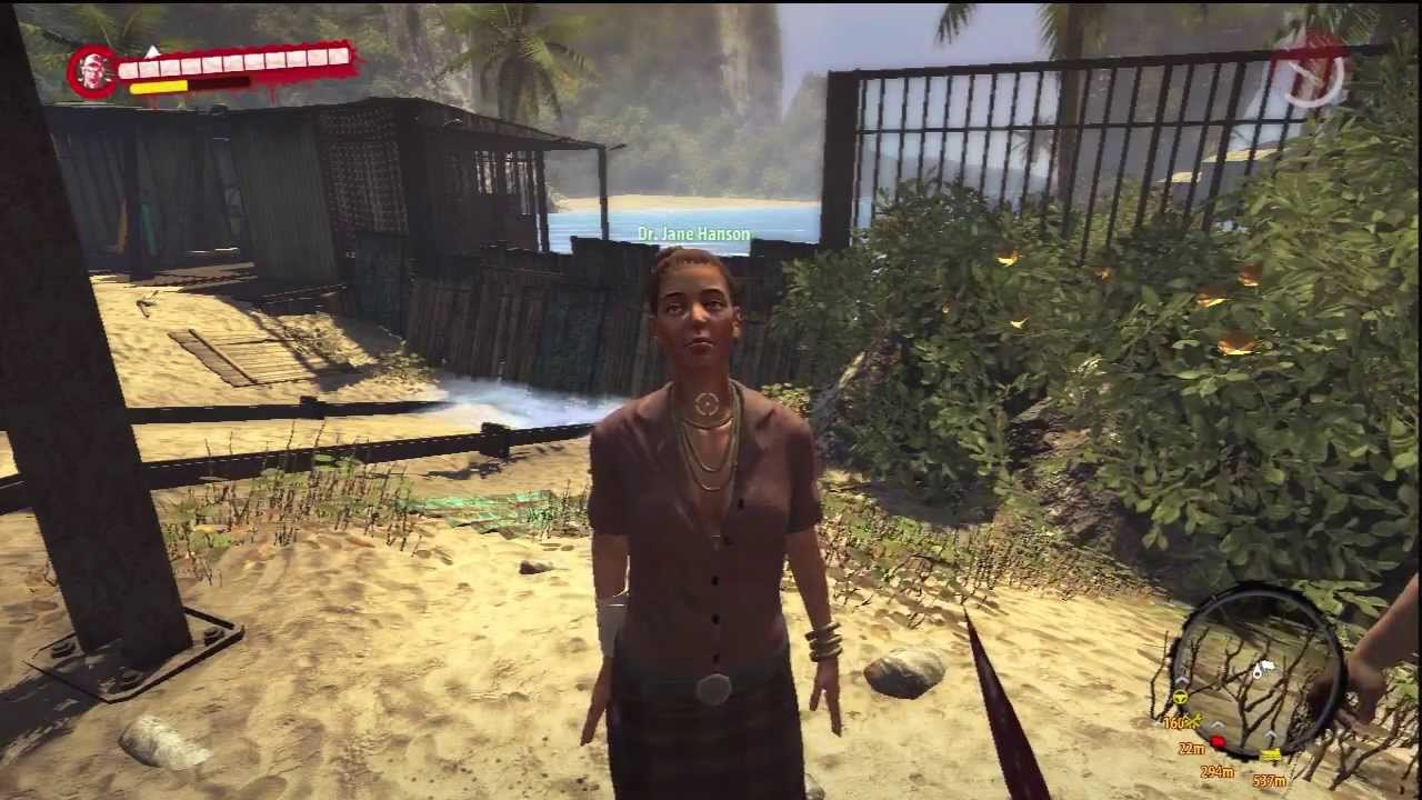 How To Get To Infirmary In Dead Island Riptide