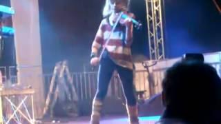 Lindsey Stirling - Shadows [LIVE @ NovaAria 2012, Arona]