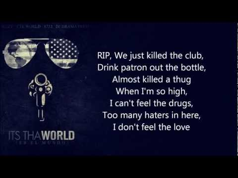 Young Jeezy - RIP ft. 2 Chainz [LYRICS] (It's Tha World)