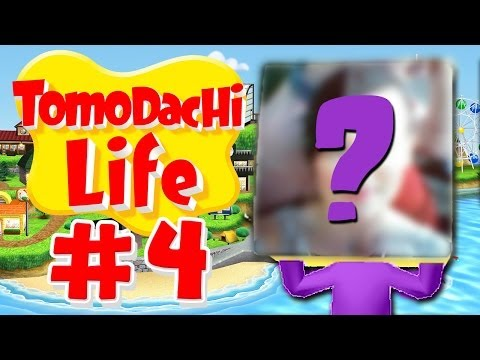 Tomodachi Life - Someone's In Love - Part 4