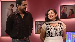 ONNUM ONNUM MOONNU EPI 82 Kishore Sathya & Reshmi Soman (full) 9th November 2014