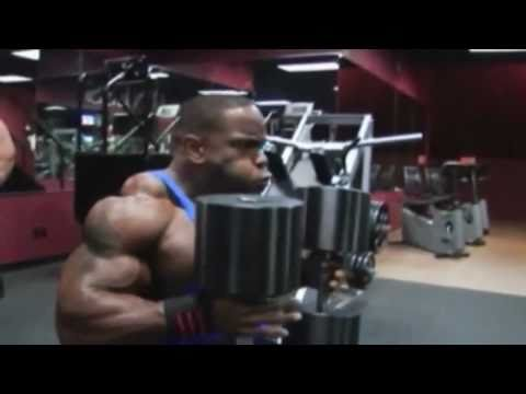Bodybuilding Motivation — Determination video