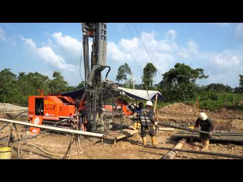 Mineral Exploration Drilling Rigs by Dando Drilling