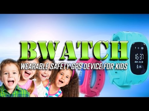 Awesome Child Tracking Watch System