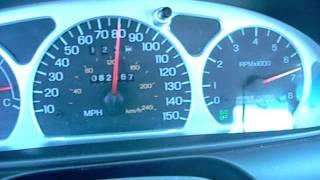 1997 FORD TAURUS SHO V8