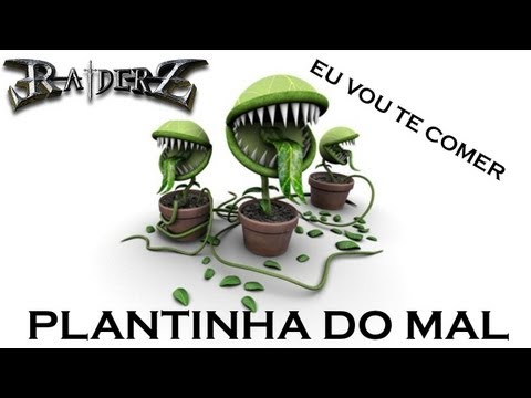 RaiderZ - Plantinha do mal