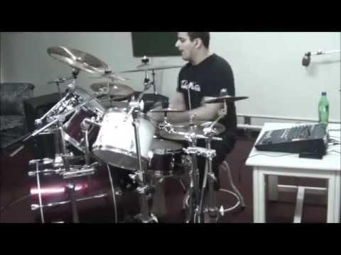 Brown Rang de drum cover