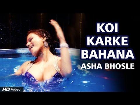 Asha Bhosle Sings Latest Item Song 'koi Karke Bahana' video