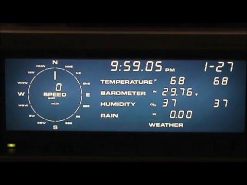 Heathkit ID-5001 Advanced Weather Computer