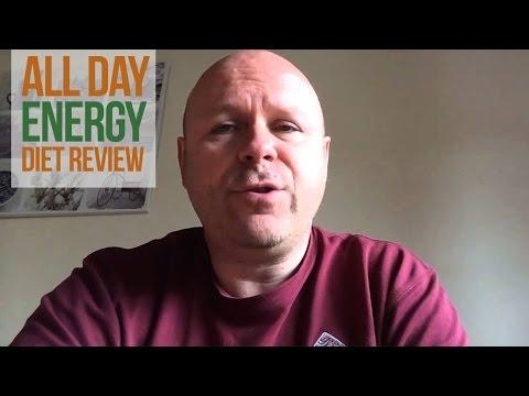 All Day Energy Diet Reviews Vincent De Cock
