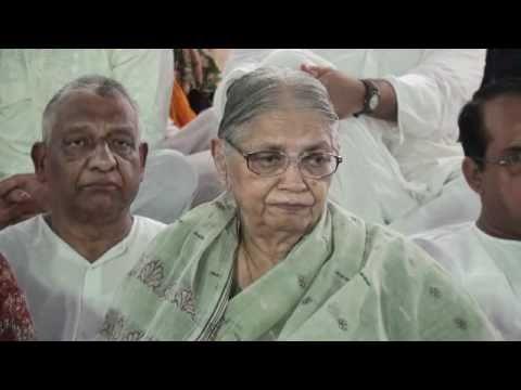 Nigaho Me Tum Ho... Khayalo Me Tum Ho... - Tundla Bhandara 2010 - Ramashram Satsang Bhajan video