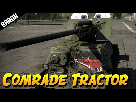 Stalin's SILLIEST Tank (War Thunder Gameplay)