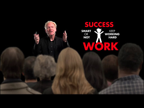 Why it pays to work hard - Richard St. John