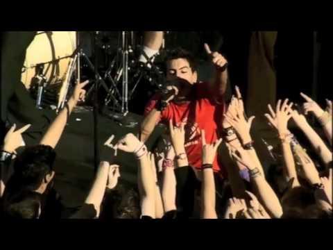 LOSTPROPHETS - Shinobi Vs Dragon Ninja online metal music video by LOSTPROPHETS