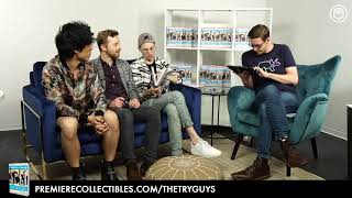 "The Try Guys Book Signing & Interview | ""The Hidden Power of F*cking Up"""