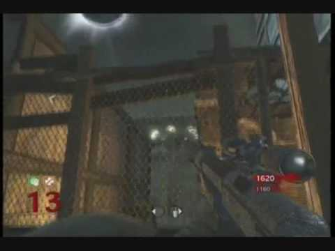 COD: World at War - Nazi Zombies - Der Riese - Secret teddys and Type 99