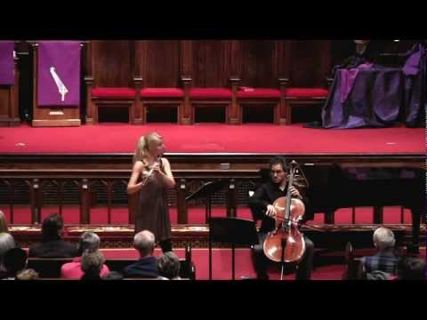 West End Duo: Heitor Villa-Lobos' Assobio a Játo (The Jet Whistle), 2nd movement