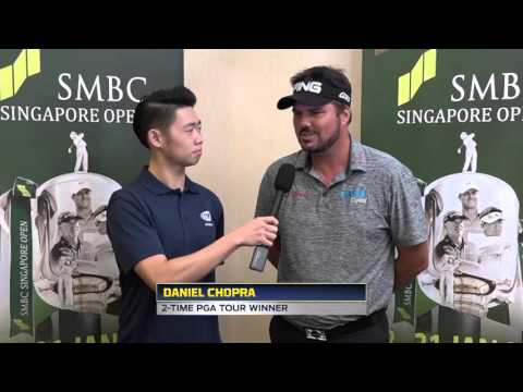 FOX Sports News - FOX Sports Academy @ The SMBC Singapore Open Part 2