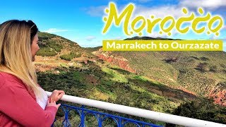 P1 | Exploring Morocco as a Solo Female | Travel Talk Tours | Natasha Atlas