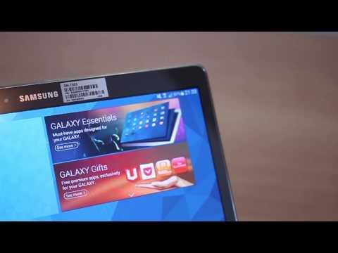 Samsung Galaxy Tab S (10.5 inch) Review