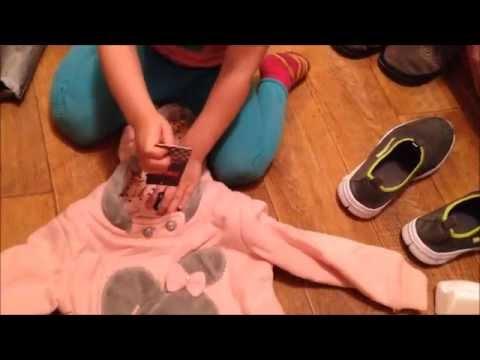 Посылки #7. Aliexpress Детская толстовка и мужские кроссовки.