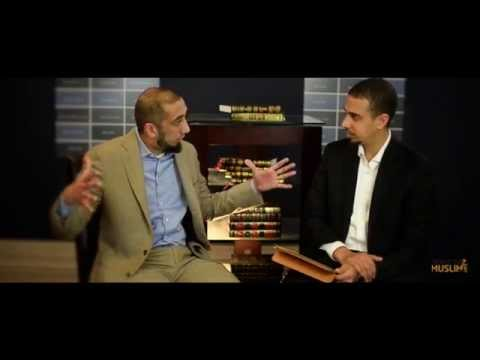 How Nouman Ali Khan Spends His Ramadan: Exclusive Video Interview with ProductiveMuslim