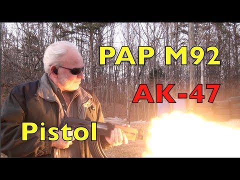 New Zastava AK-47 Pistol