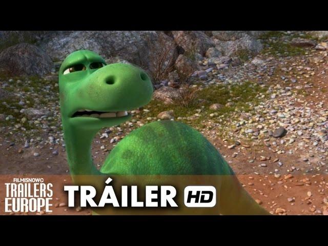 El viaje de Arlo '20 años de amistad de Disney·Pixar' Trailer (2015) HD