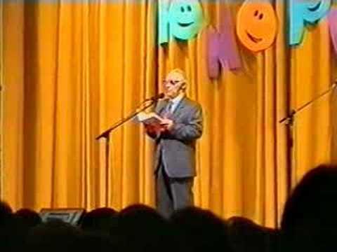 """The best of Михаил Генин: """"Юморина"""" в Кельне-2 (Köln-1999)"""