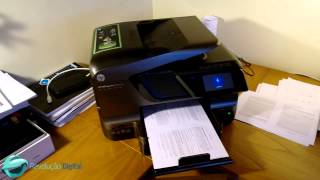Teste RD - HP Officejet Pro 8600 Plus