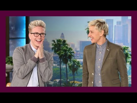 So... I Was On Ellen??? | Tyler Oakley thumbnail