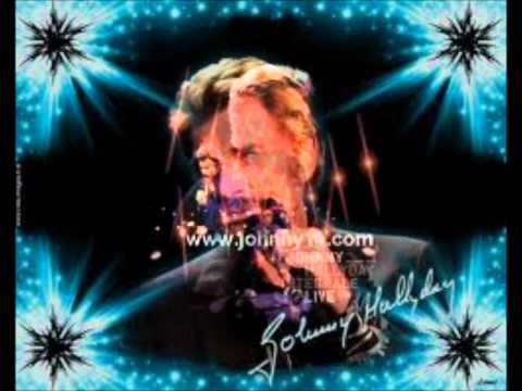 "JOHNNY HALLIDAY nouveau single 2012 ""AIME-MOI"""