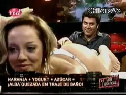 Alba Quezada one handmade ass, So we - Alba Quezada un CULO hecho a mano Asi Somos