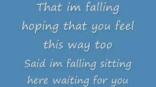 Falling By Iration W