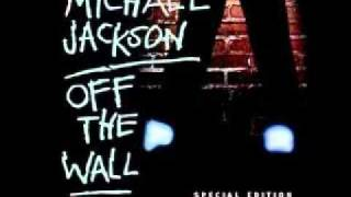 Michael Jackson - Working Day And Night