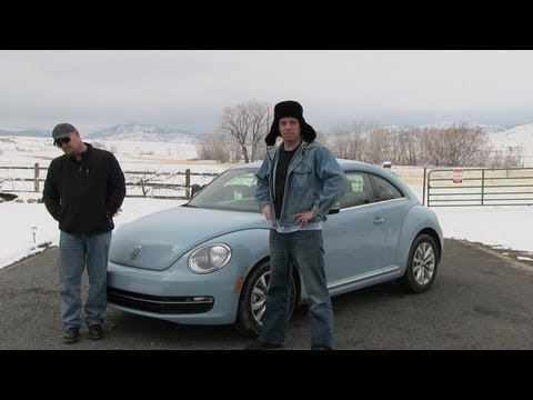 VW Beetle TDI Diesel Mile High 0-60 MPH Performance Test