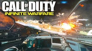 14 Minutes of Official Campaign Gameplay - Call of Duty: Infinite Warfare